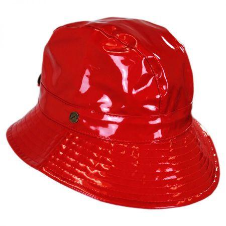 Patent Rain Trilby Hat alternate view 1