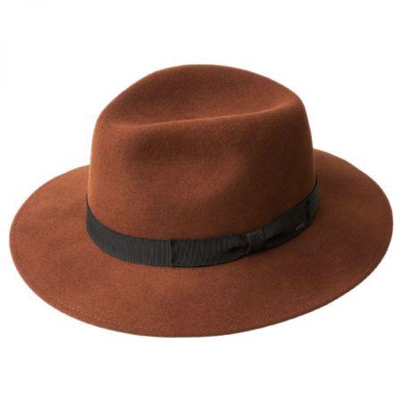 Lapkus Wool Felt Fedora Hat alternate view 1