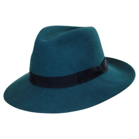 Bailey Lapkus Wide Brim Fedora Hat