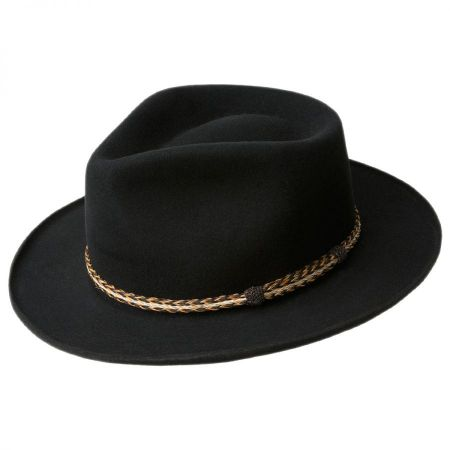 Bailey Gysin Teardrop Fedora Hat