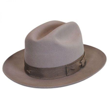 Bailey Collister Wool Felt Cattleman Western Hat