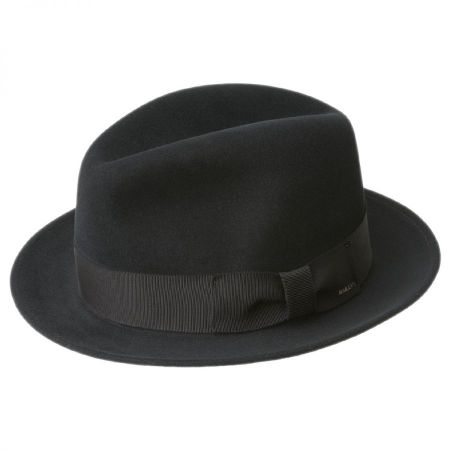 Bailey Bogan Elite Wool Felt Fedora Hat