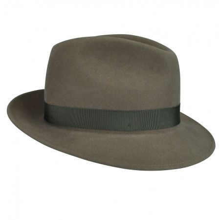 Winters Elite Wool Felt Fedora Hat alternate view 5