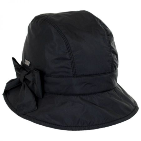Betmar Maggie Rain Cloche Hat