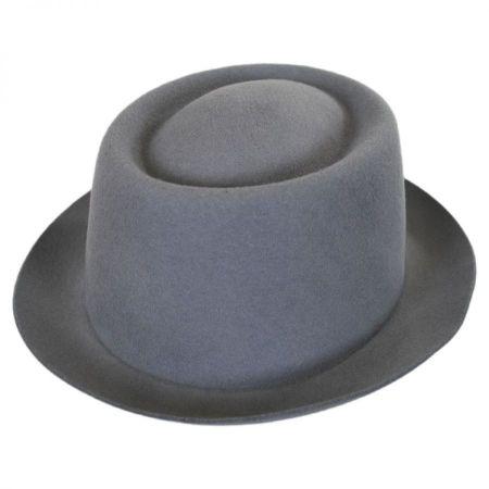 Bailey Crowe Wool LiteFelt Pork Pie Hat