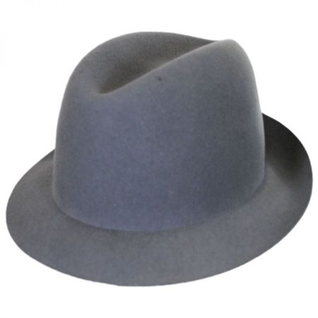 Bailey Chipman Wool LiteFelt Trilby Fedora Hat