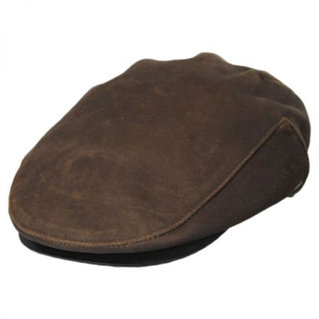 Pinckney Lambskin Suede Ivy Cap alternate view 1