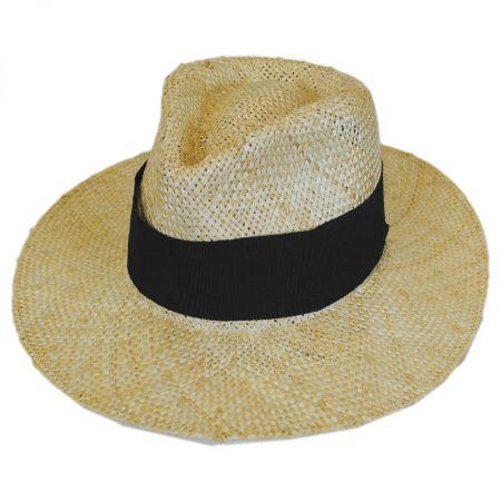 Bailey Diggs Sisal LiteStraw Fedora Hat
