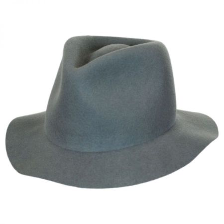 Bailey Pierpont Wool Felt Floppy Fedora Hat