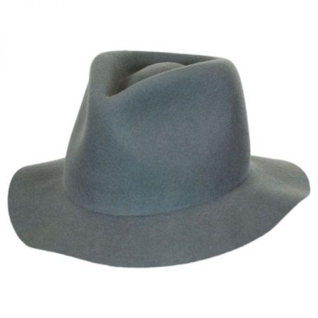 Bailey Pierpont Wool Felt Floppy Fedora Hat