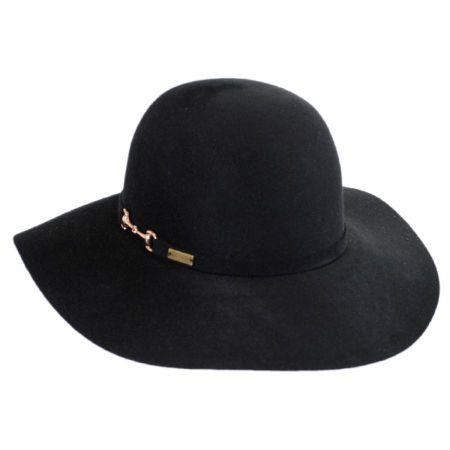 Hannah Wool LiteFelt Floppy Hat