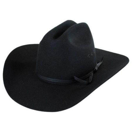 Bailey Kids' Bucky Wool Felt Western Hat