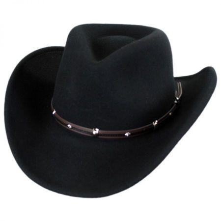 Rider Wool LiteFelt Western Hat alternate view 1