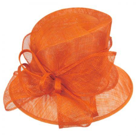 Sophia Arco Straw Downbrim Hat