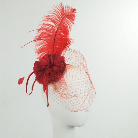 Sophia Elsa Fascinator Headband