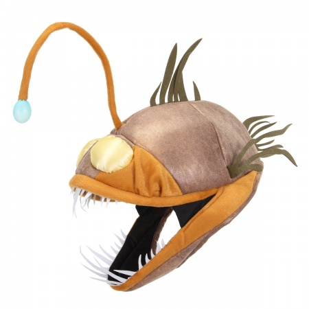 Elope Anglerfish Jawesome Hat