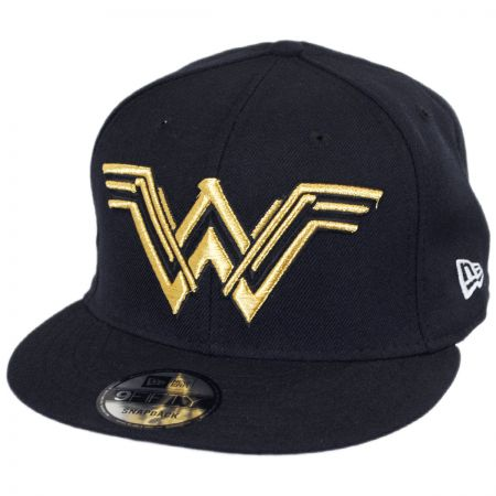 New Era DC Comics Wonder Woman 2017 9FIFTY Snapback Baseball Cap