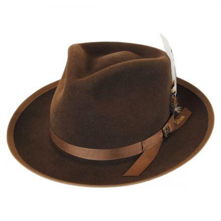 Biltmore Viceroy Fur Felt Fedora Hat