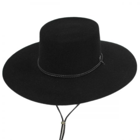 Toledo Wool Felt Bolero Hat alternate view 13