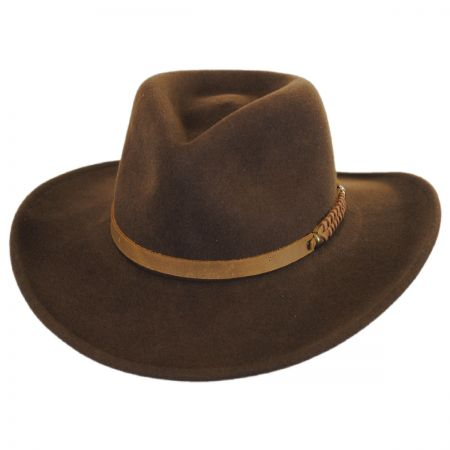Prospector Wool Felt Outback Hat alternate view 1