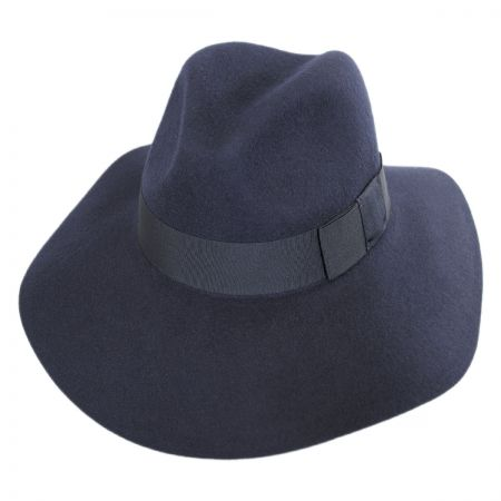 Piper Wool Felt Floppy Fedora Hat alternate view 14