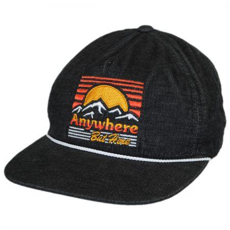 Neff Destination Camper Snapback Baseball Cap