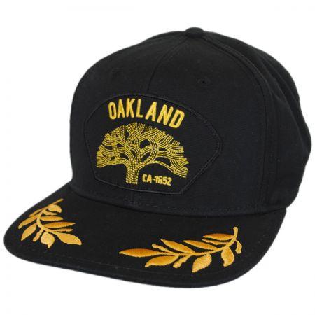 Goorin Bros Oakland Snapback Baseball Cap