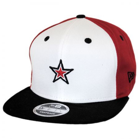 New Era Xolos Star 9FIFTY Snapback Baseball Cap