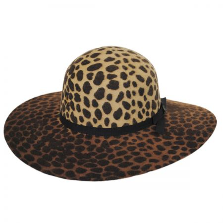 Charlie 1 Horse Jezebel Wool Felt Floppy Hat