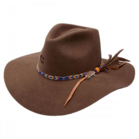 Charlie 1 Horse Gypsy Wool Felt Western Hat
