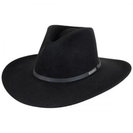 Resistol John Wayne Duke Fur Felt Western Hat
