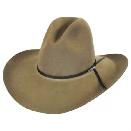 John Wayne Peacemaker Wool Felt Western Hat alternate view 17