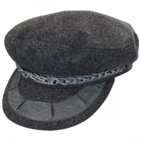Brixton Hats Athens Wool Blend Fisherman's Cap