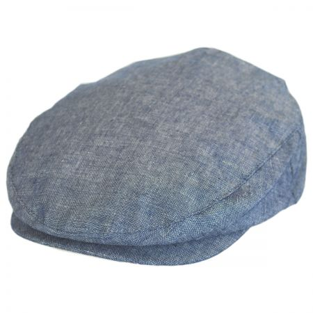 Brixton Hats Hooligan Solid Cotton Ivy Cap