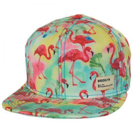 Brooklyn Hat Co Coal Gables Strapback Baseball Cap