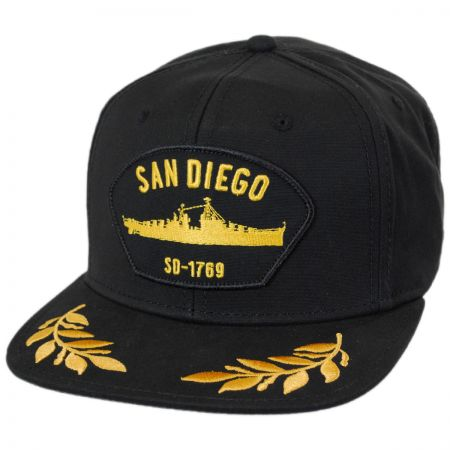 Goorin Bros San Diego Snapback Baseball Cap