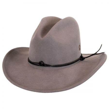 Bailey Bartel Wool LiteFelt Western Hat