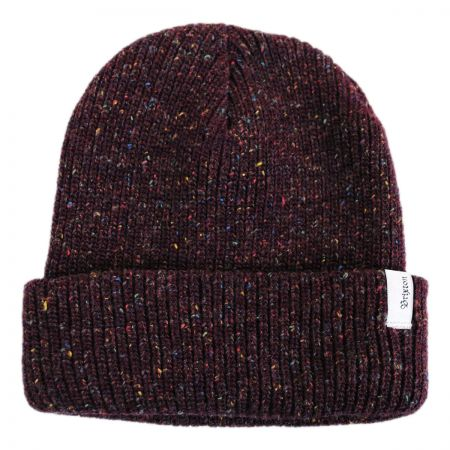 Aspen Cuff Knit Beanie Hat alternate view 3