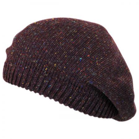 Brixton Hats Brigette Knit Beret