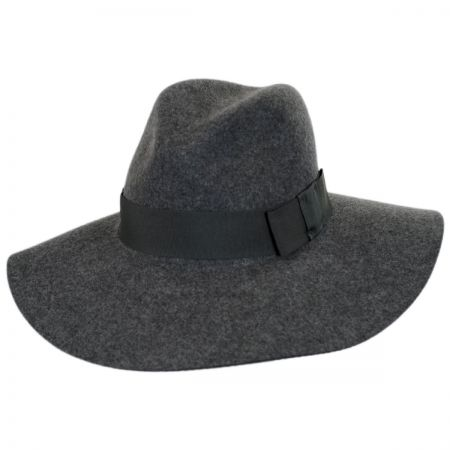 Piper Wool Felt Floppy Fedora Hat alternate view 8