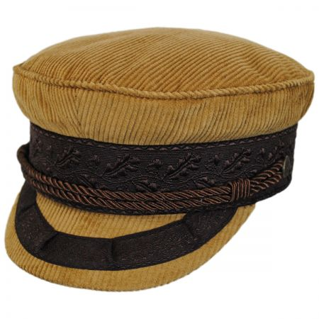 Albany Corduroy Fisherman's Cap alternate view 5