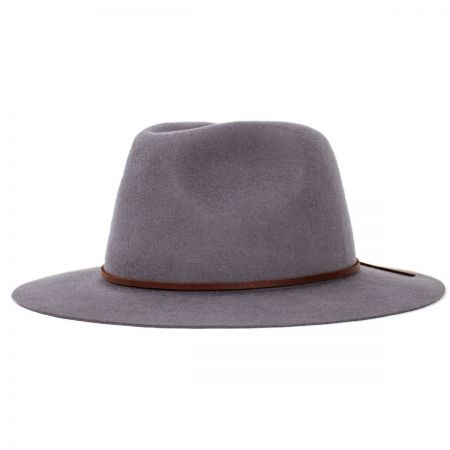 Wesley Wool Felt Floppy Fedora Hat alternate view 112
