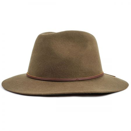 Wesley Wool Felt Floppy Fedora Hat alternate view 127