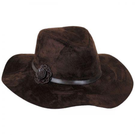 fc4f601f06559 Brown Suede at Village Hat Shop