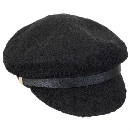 Fuzzy Wool Blend Fisherman's Cap alternate view 1