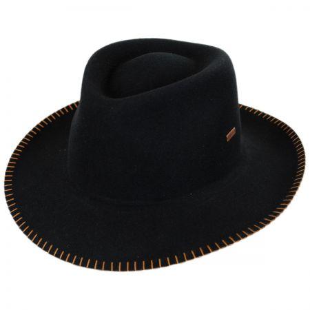 Kangol Blanket Barclay Wool LiteFelt Fedora Hat