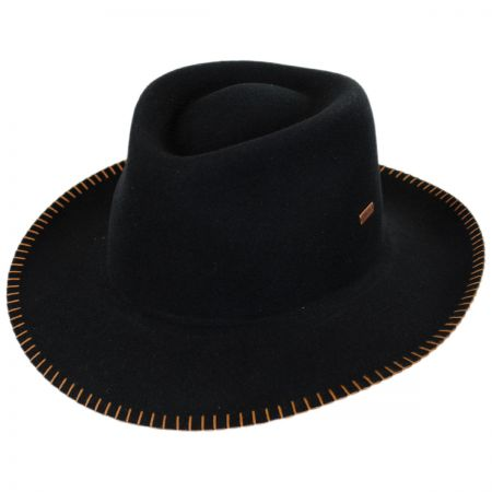 Blanket Barclay Wool LiteFelt Fedora Hat alternate view 5