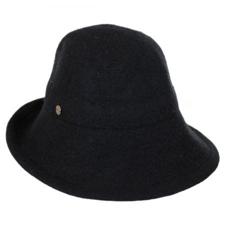 Boiled Wool Floppy Hat alternate view 1