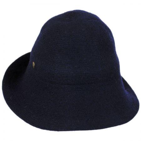 Boiled Wool Floppy Hat alternate view 5