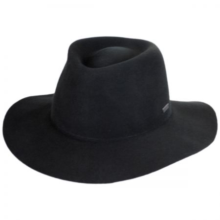 Barclay Wool Felt Trilby Fedora Hat alternate view 1